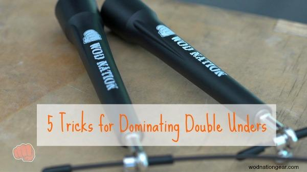 5 Tricks for Dominating Double Unders