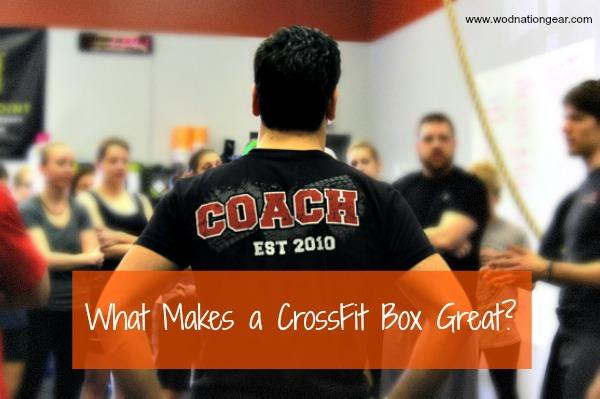 What Makes a Gym Great?