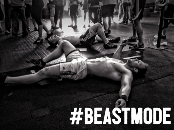 When Beast Mode Goes Wrong: What to do if you injure yourself during the Open