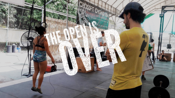 The Open is Over – Stop Beating Yourself Up!