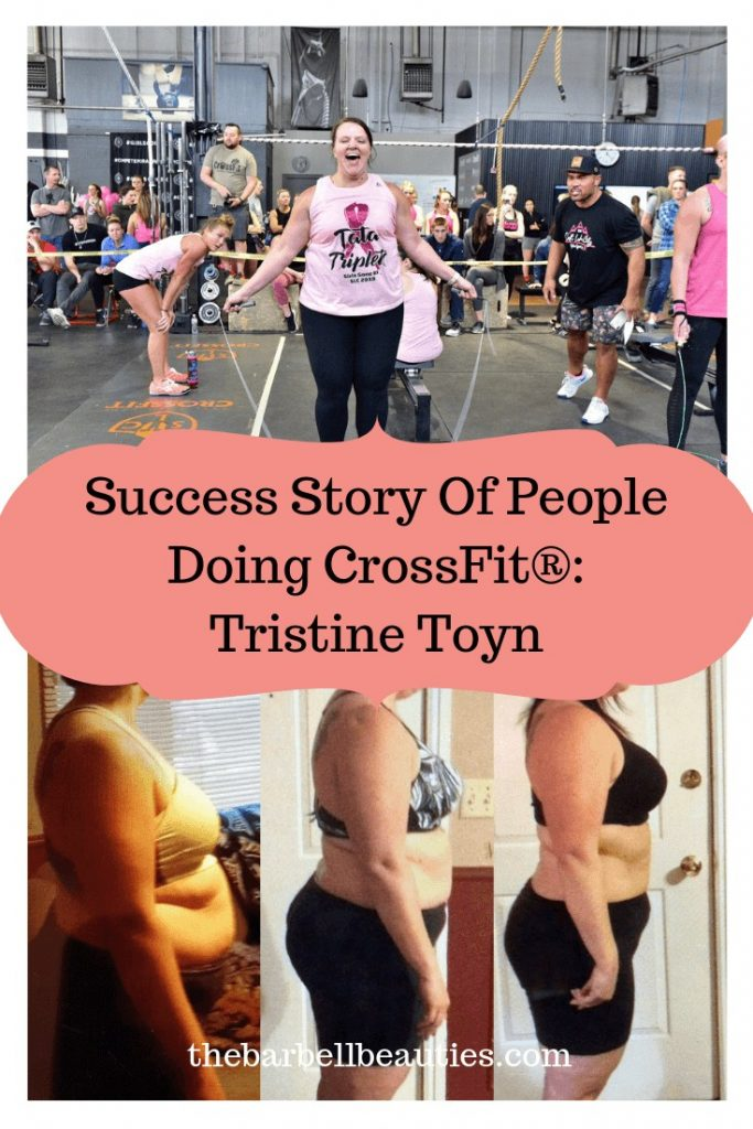 CrossFit Athletes : Meet the real people of CrossFit! Tristine Toyn