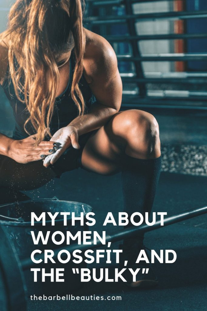 Myths About Women, Crossfit, and the