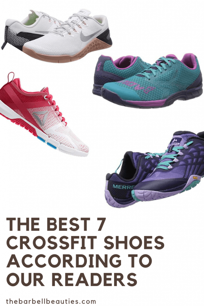 The Best 7 CrossFit Shoes According To Our Readers