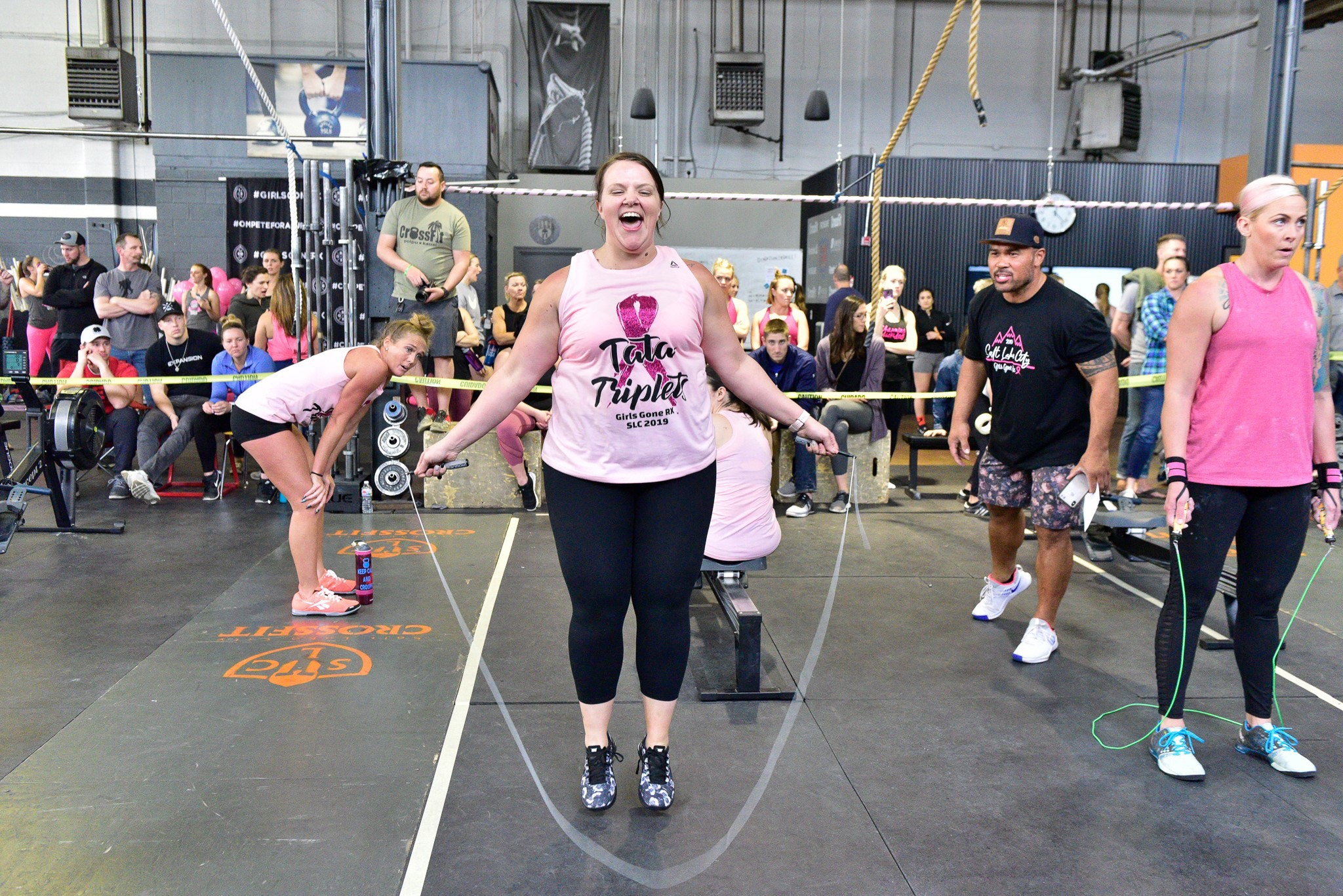 Success Story Of People Doing CrossFit®: Tristine Toyn