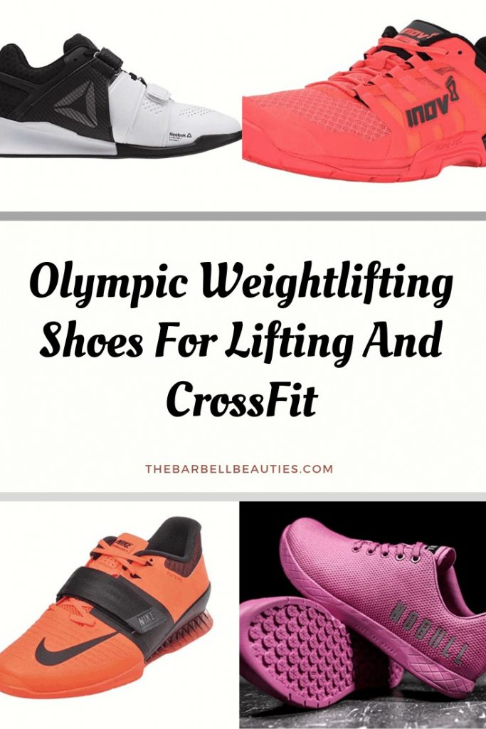Best Weightlifting Shoes for CrossFit : If you're looking for the highest rated lifters for CrossFit, check these out. #crossfit #weightlifting #fitness