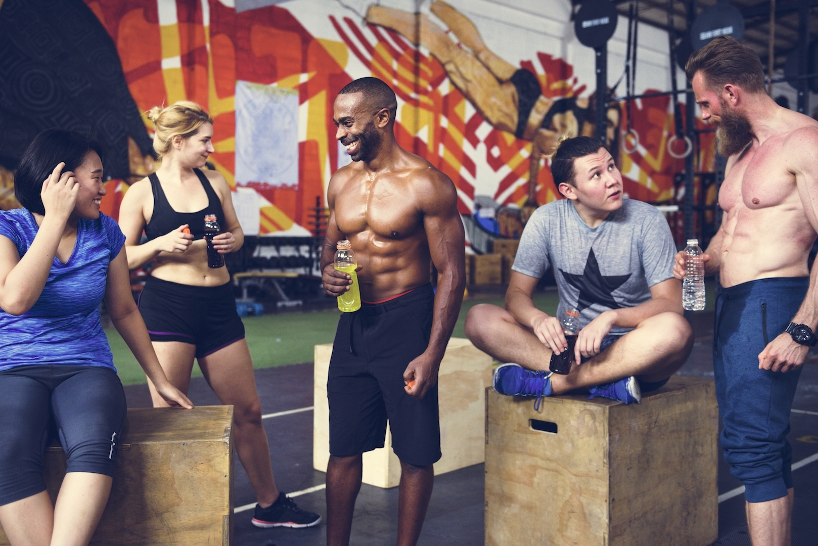 What is the best fitness advice you would give to CrossFit beginners?