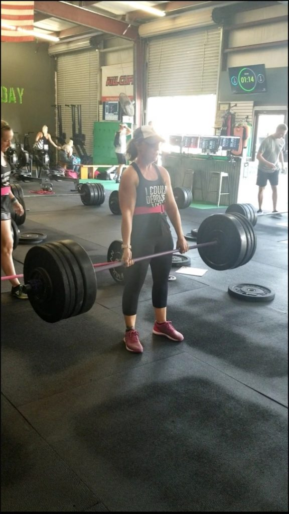 Success Story Of People Doing CrossFit®: Suzanne Carlino