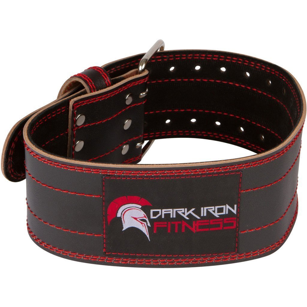 Dark Iron Weightlifting Belt