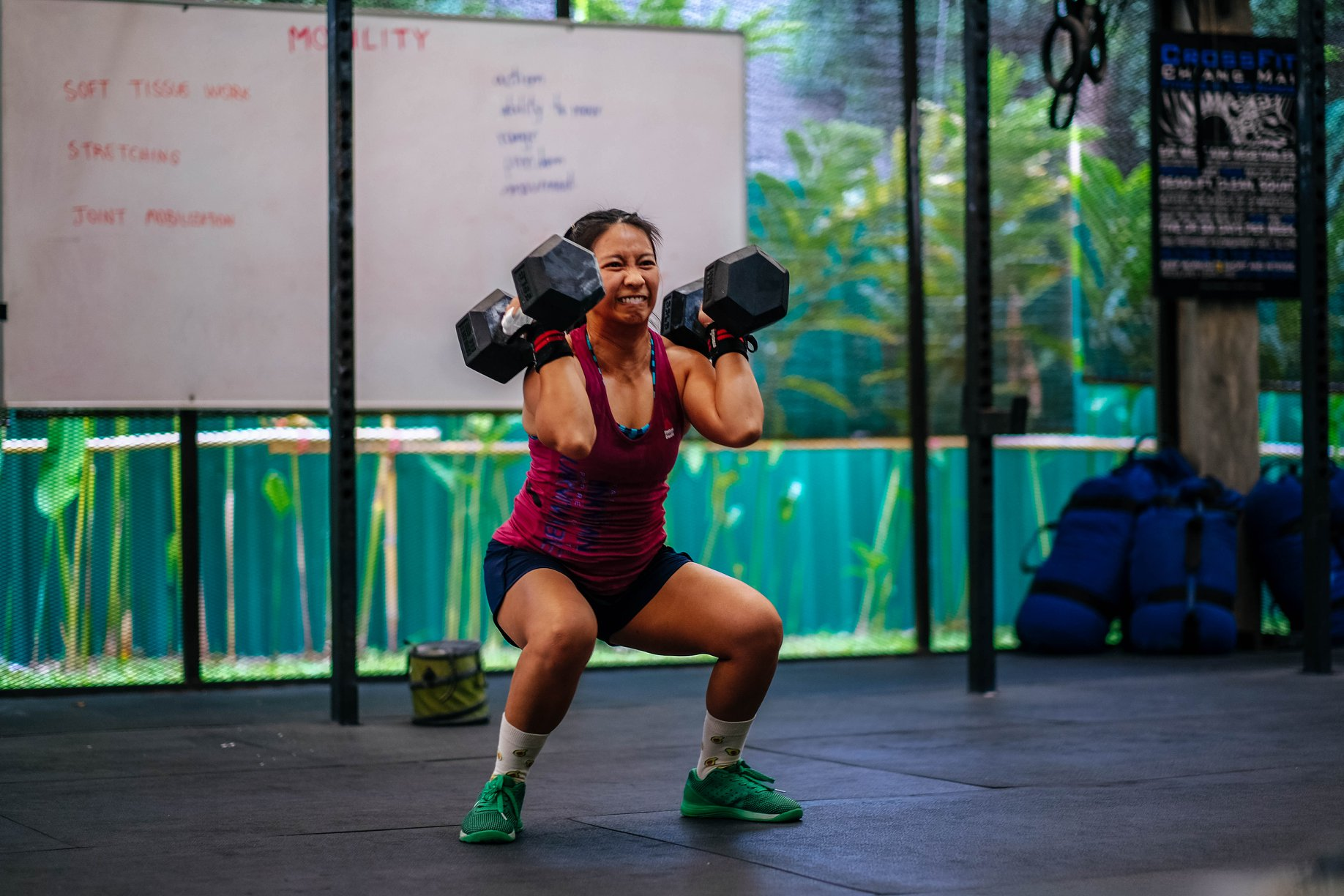 What if Training is Supposed to be Hard?