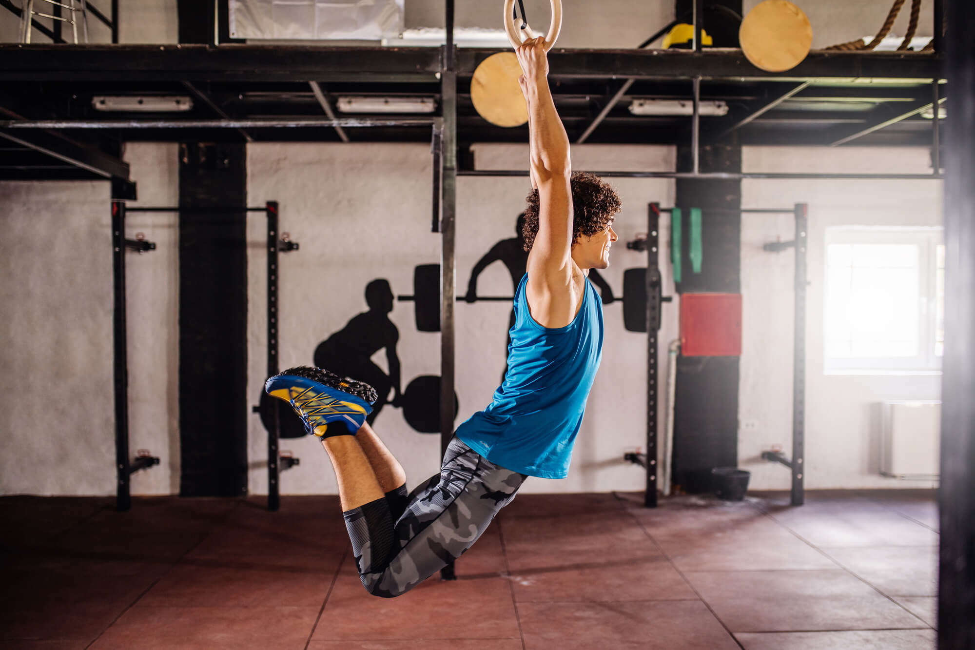 Strict before Kipping – A Muscle Up Story