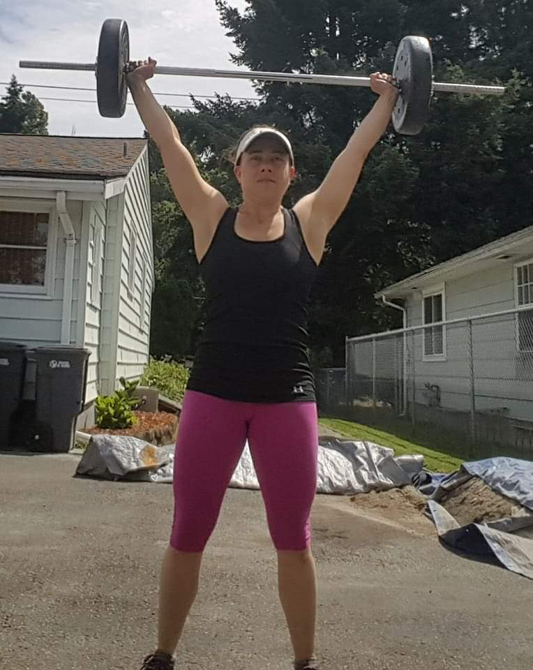 Success Story Of People Doing CrossFit®:Christine Anne