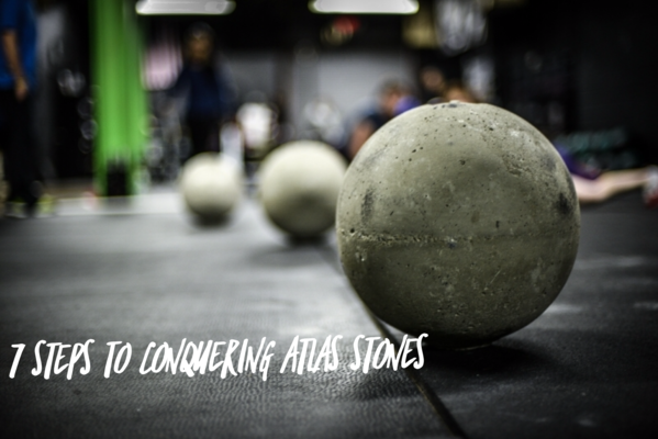 7 Steps to Conquering the Atlas Stone