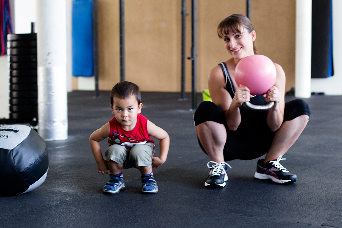 Mother's Day Gift Guide – For CrossFit Mums