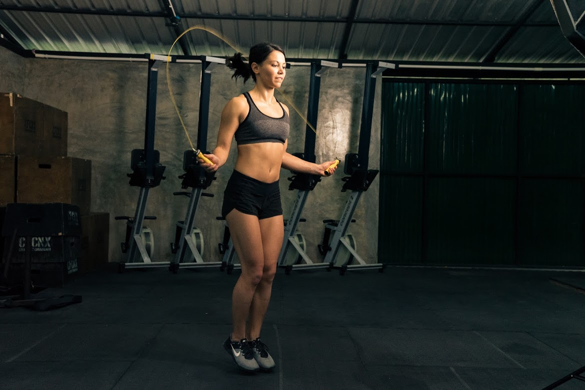 4 Steps to Fixing Double Unders