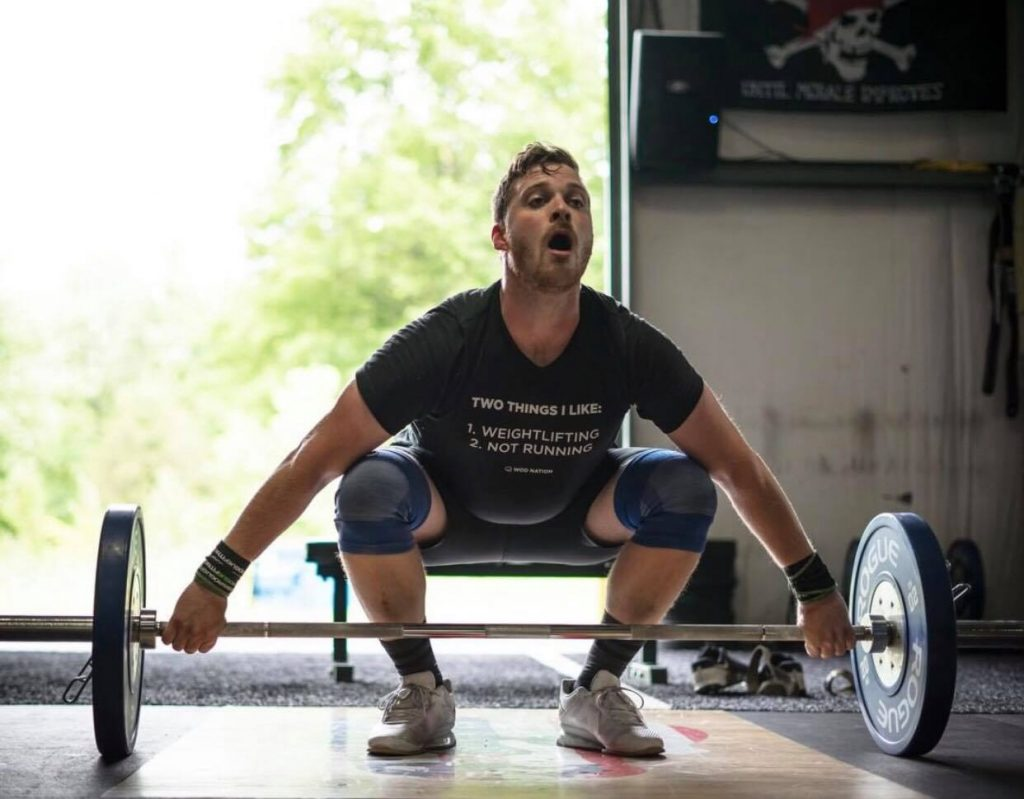 CrossFit Open 2020 movements