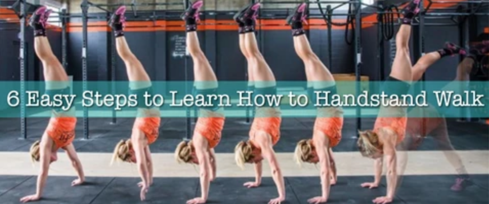 Guide to Handstand walk