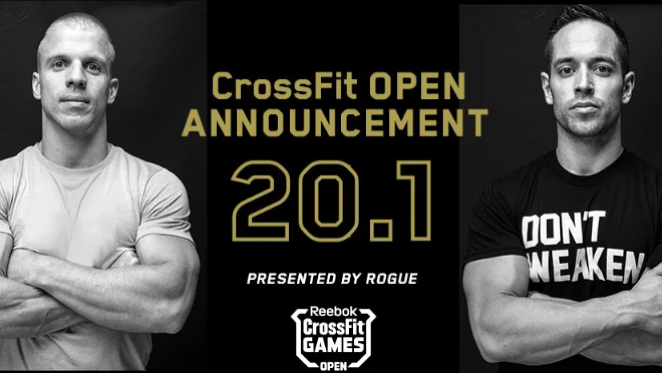 CrossFit Open 20.1 WOD Announcement and Updates