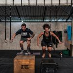 CrossFit 20.4 Open Workout: Pistol squats, Clean and Jerks and Box Jumps