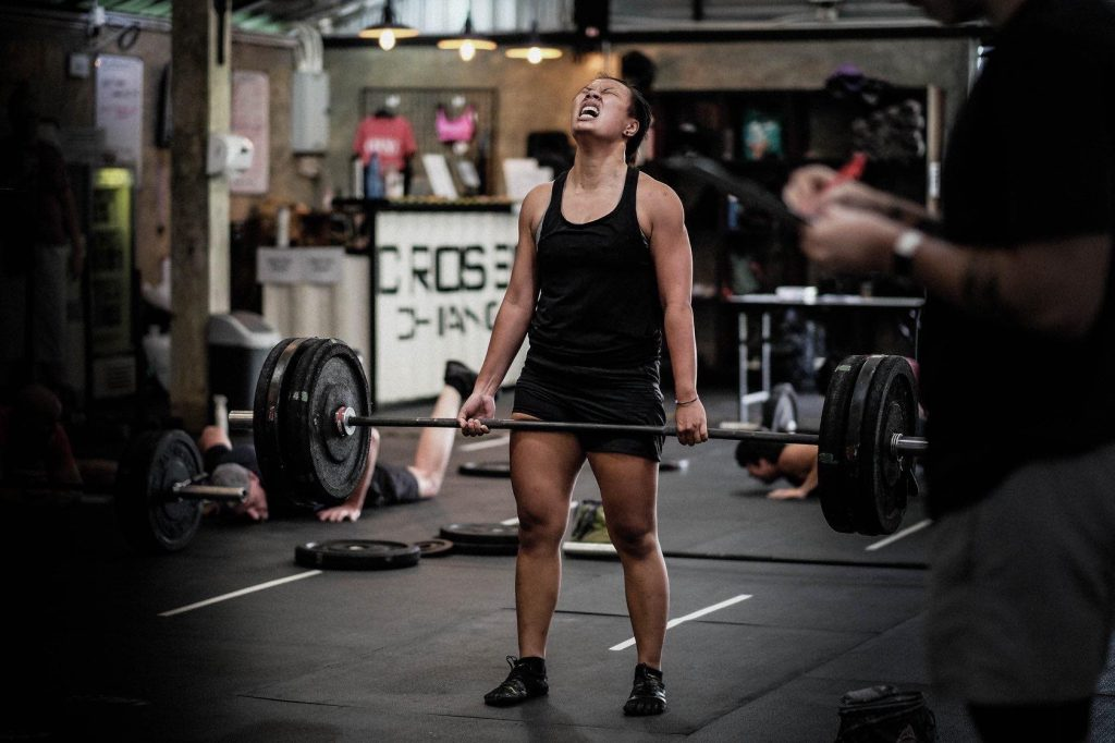 THE 5 BIGGEST CROSSFIT® CRIMES THAT COULD BE DESTROYING YOUR WOD