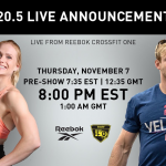 Here's How to Watch CrossFit Open Workout 20.5 Live Stream