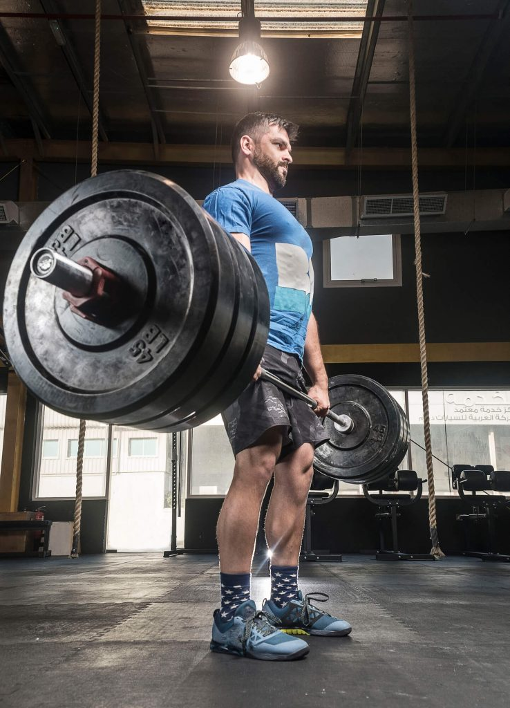 THE DIRTY SECRET ABOUT HOW TO LIFT HEAVY