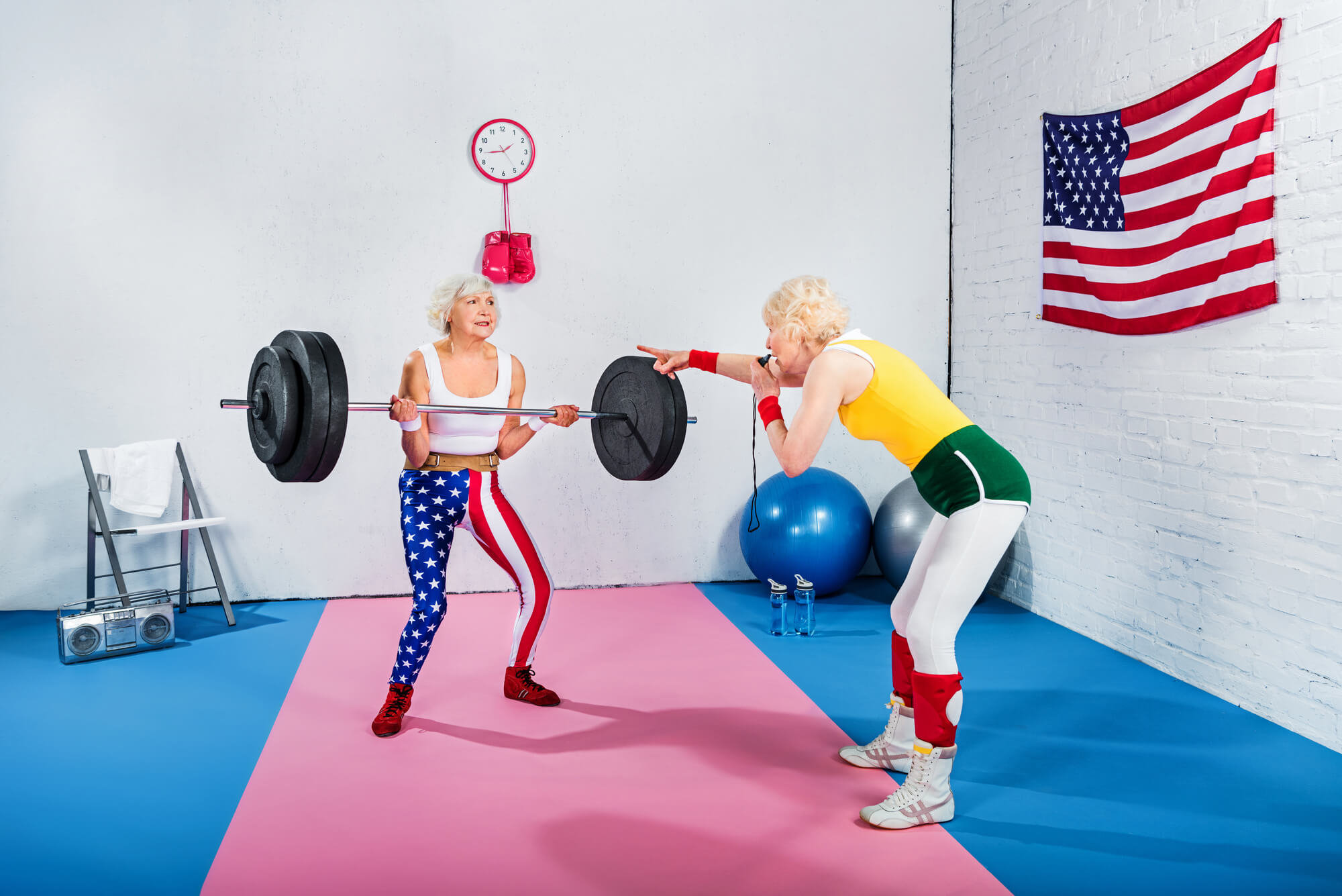 "3 Reasons Why You Are Never ""TOO OLD"" To Get Fit and Lift Weights"