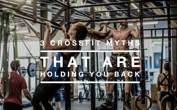 3 Fitness Myths That Are Holding You Back