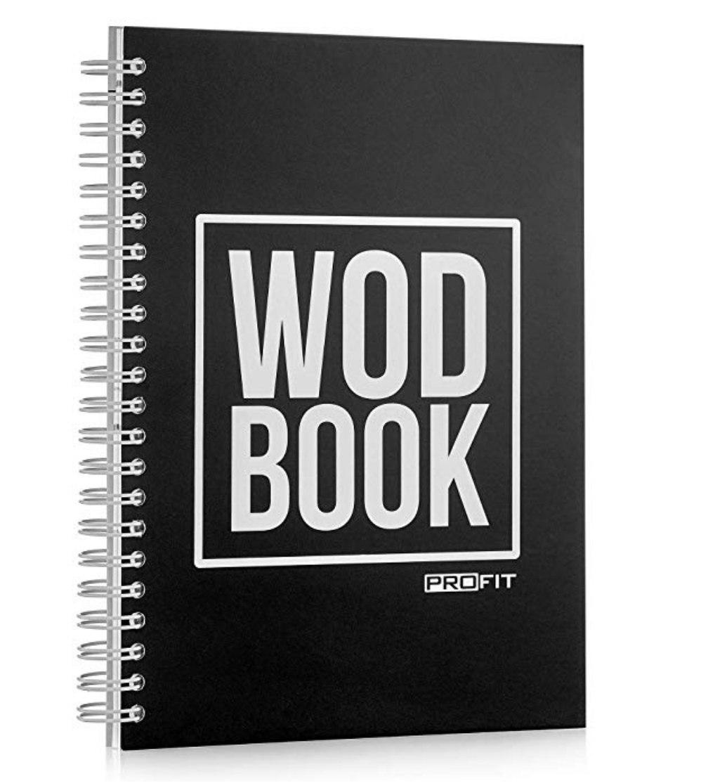 WODBOOK Crossfit Workout Journal